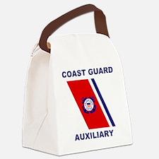 USCGAux-Racing-Stripe-Shirt.gif Canvas Lunch Bag