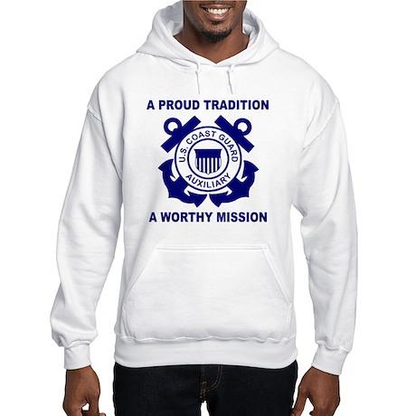 USCGAux-Pride-Shirt-3.gif Hooded Sweatshirt