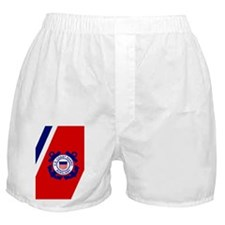USCGAux-Racing-Stripe-Journal.gif Boxer Shorts