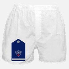 USCGAux-Rank-FSO-Board.gif Boxer Shorts