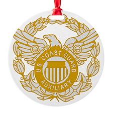 USCGAux-Eagle-Silver.gif Ornament