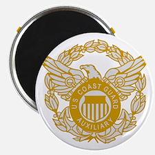 USCGAux-Eagle-Silver.gif Magnet