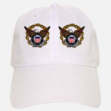USCGAux-Eagle-Mug.gif Baseball Baseball Cap