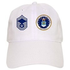 USAF-Retired-SMSgt-Mug.gif Baseball Cap