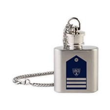 USCGAux-Rank-DCP-Board.gif Flask Necklace
