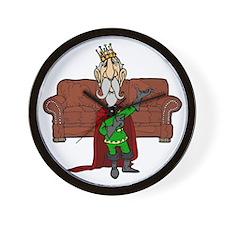 Sofa-King-Logo.gif Wall Clock