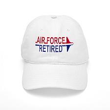USAF-Retired-Mug-3.gif Baseball Cap