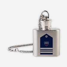 USCGAux-Rank-DSO-Board.gif Flask Necklace