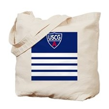 USCGAux-Rank-DC-Mousepad.gif Tote Bag