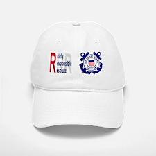 USCGAux-RRR-Mug.gif Baseball Baseball Cap