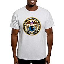 NOAA-Officer-Black-Shirt T-Shirt