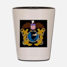 NOAA-Officer-Seal-Black-Cap.gif Shot Glass