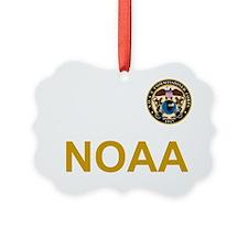 NOAA-Officer-Black-Shirt-2 Ornament