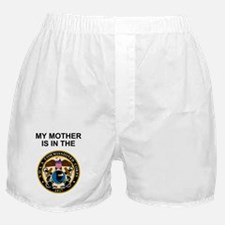 NOAA-Officer-My-Mother.gif Boxer Shorts