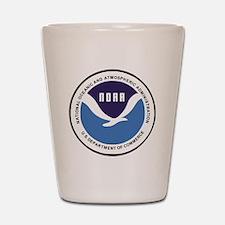 NOAA-Emblem-XX.gif Shot Glass