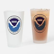 NOAA-Emblem-XX.gif Drinking Glass
