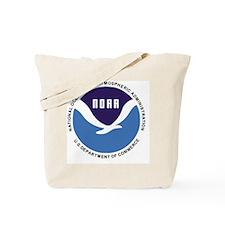 NOAA-Button.gif Tote Bag