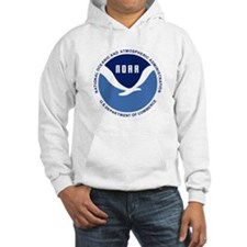 NOAA-Black-Shirt Jumper Hoody