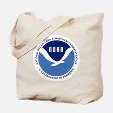 NOAA-Black-Shirt Tote Bag
