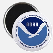 NOAA-Black-Shirt Magnet