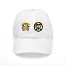NOAA-Officer-Mug-2.gif Baseball Cap