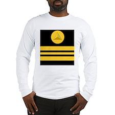 NOAA-LCDR-Greeting.gif Long Sleeve T-Shirt