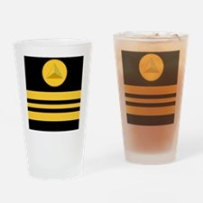 NOAA-LCDR-Greeting.gif Drinking Glass