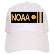 NOAA-LCDR-BSticker-2.gif Baseball Cap