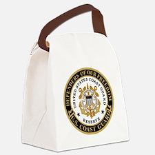 USCGR-Defenders-Shirt-Black.gif Canvas Lunch Bag
