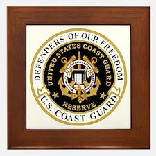 USCGR-Defenders-Shirt-Black-2.gif Framed Tile