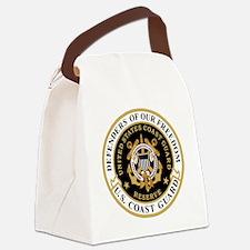 USCGR-Defenders-Shirt-Black-2.gif Canvas Lunch Bag