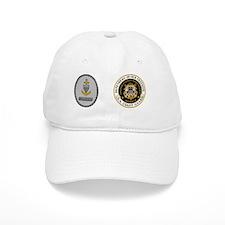 USCGR-SCPO-SEA-Mug.gif Baseball Baseball Cap