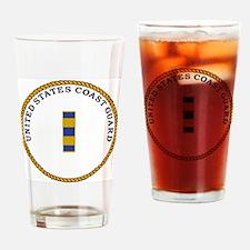 USCG-CWO2-Circle.g... Drinking Glass