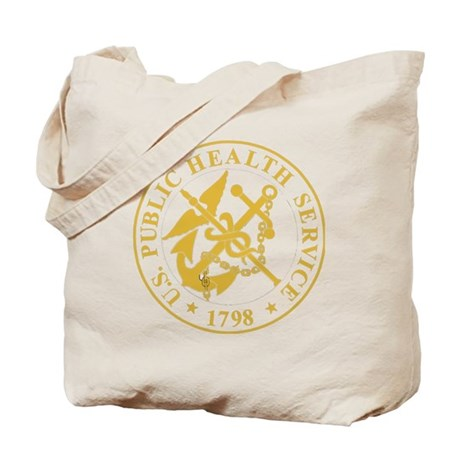 USPHS-Black-Shirt-4 Tote Bag