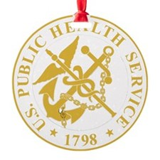 USPHS-Black-Shirt-4 Ornament