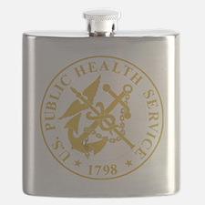 USPHS-Black-Shirt-4 Flask