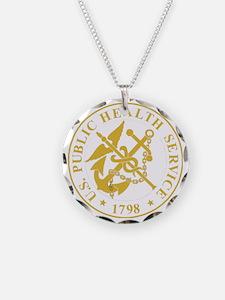 USPHS-Black-Shirt-4 Necklace
