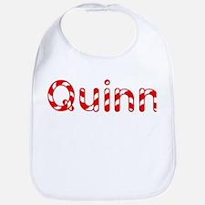Quinn - Candy Cane Bib