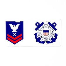 USCG-YN2-Mug.gif Aluminum License Plate