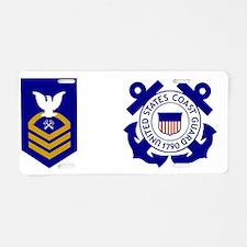 USCG-SKC-Mug.gif Aluminum License Plate