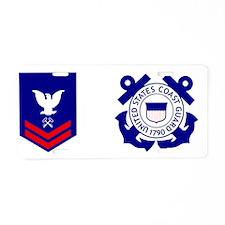 USCG-SK2-Mug.gif Aluminum License Plate