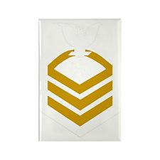 USCG-QMC-Shirt Rectangle Magnet