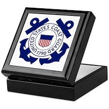 Delete-USCG-Logo-2-X.gif Keepsake Box