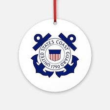 Delete-USCG-Logo-2-X.gif Round Ornament