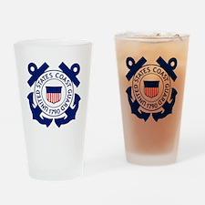 Delete-USCG-Logo-2-X.gif Drinking Glass