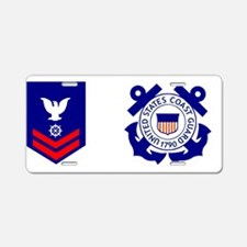 USCG-QM2-Mug.gif Aluminum License Plate