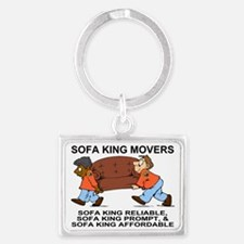 Sofa-King-Movers-Calendar.gif Landscape Keychain