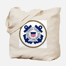 USCG-Logo-3-Chief.gif Tote Bag