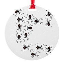 Creepy Crawly Spiders Ornament