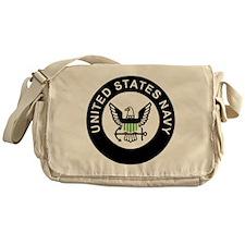 Navy-Logo-For-AN-X.gif Messenger Bag